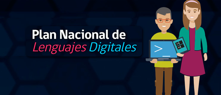 El Plan Nacional de Lenguajes Digitales